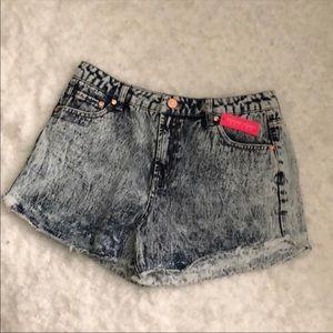 Pants - High rise jean shorts NWT size 10